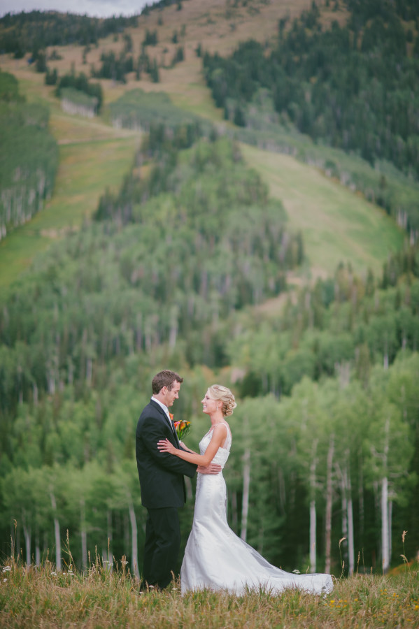 Married on the Mountain
