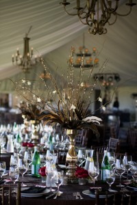 Private Tented Event Designed by The Main Event