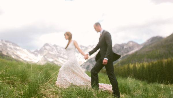 Julia & Christian: A wedding near Vail